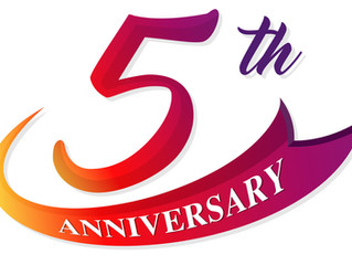 lernenhochzwei feiert 5-jähriges Jubiläum