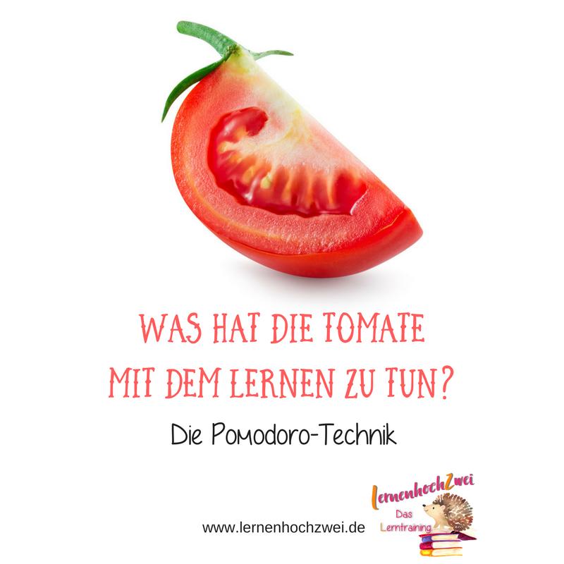 Pomodoro-Technik, Konzentration, Lernen, konzentrieren, Schule, Schüler, Timer, Küchenwecker, Tomate