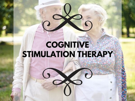 Cognitive Stimulation Therapy
