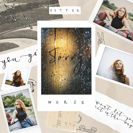 """Carly Tefft Releases Two New Songs Off Of LP Project """"Songs Past Dark"""""""