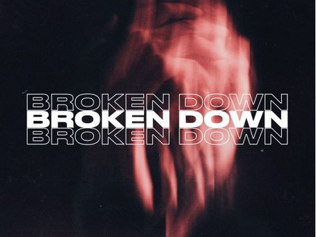 "NO SHADE Releases New EP ""Broken Down"""