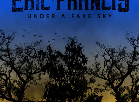"""Eric Francis Releases Instrumental Version of Latest LP """"Under A Fake Sky"""""""