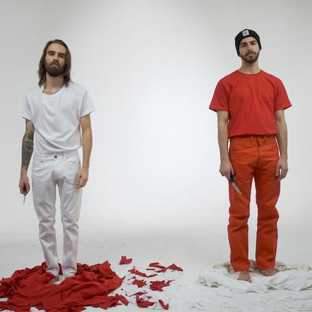 "Alternative Duo Shakeout Release New EP ""Balance The Imbalance"""