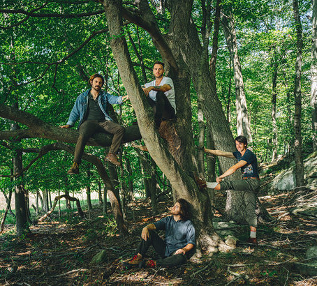 """Philadelphia's The Bad Bees Announce Upcoming EP """"The Time It Takes"""""""