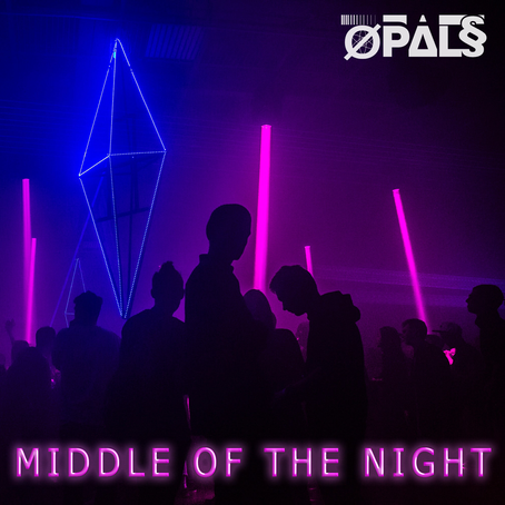 """ØPALS Releases Infectious New Single """"Middle of the Night"""""""