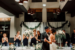 First Dance With a Kiss