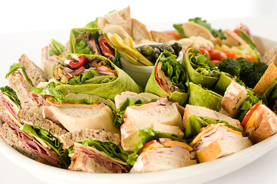 Lunchtime Sandwiches & Wraps