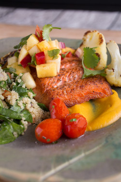 Oceanwise Salmon with Fresh Salsa