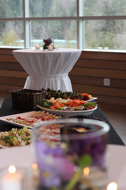Catering Set Up