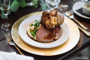 Beef and Yorkshire Puddings