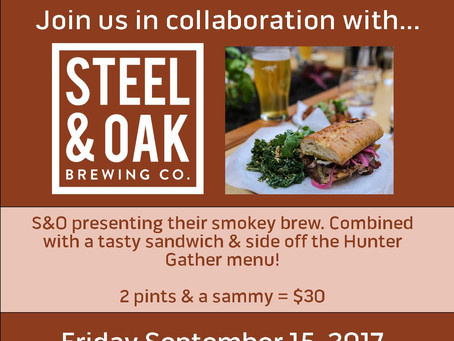 Smoked Wheat & Meat Event