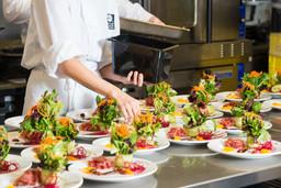 Platting Salads