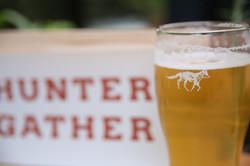 Beer at Hunter Gather