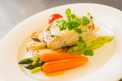 Platted Halibut