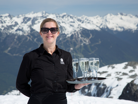 Extreme Catering - Whistler Style