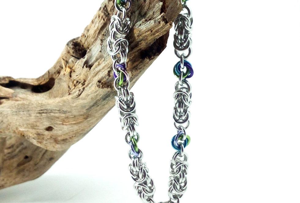 'Beautiful Byzantine'  Bracelet