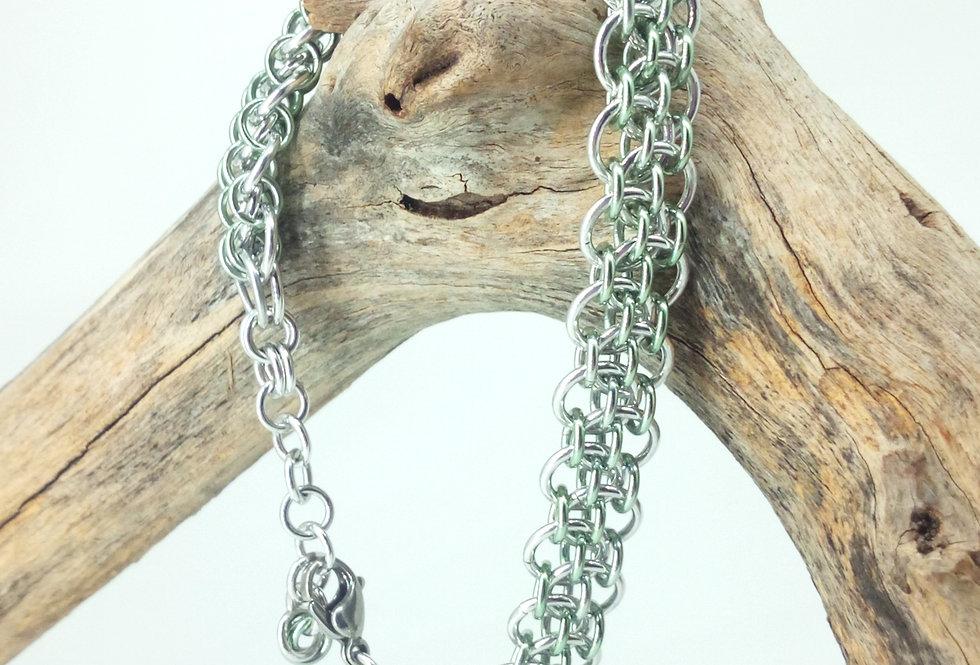 'Dragon Steps'  Bracelet