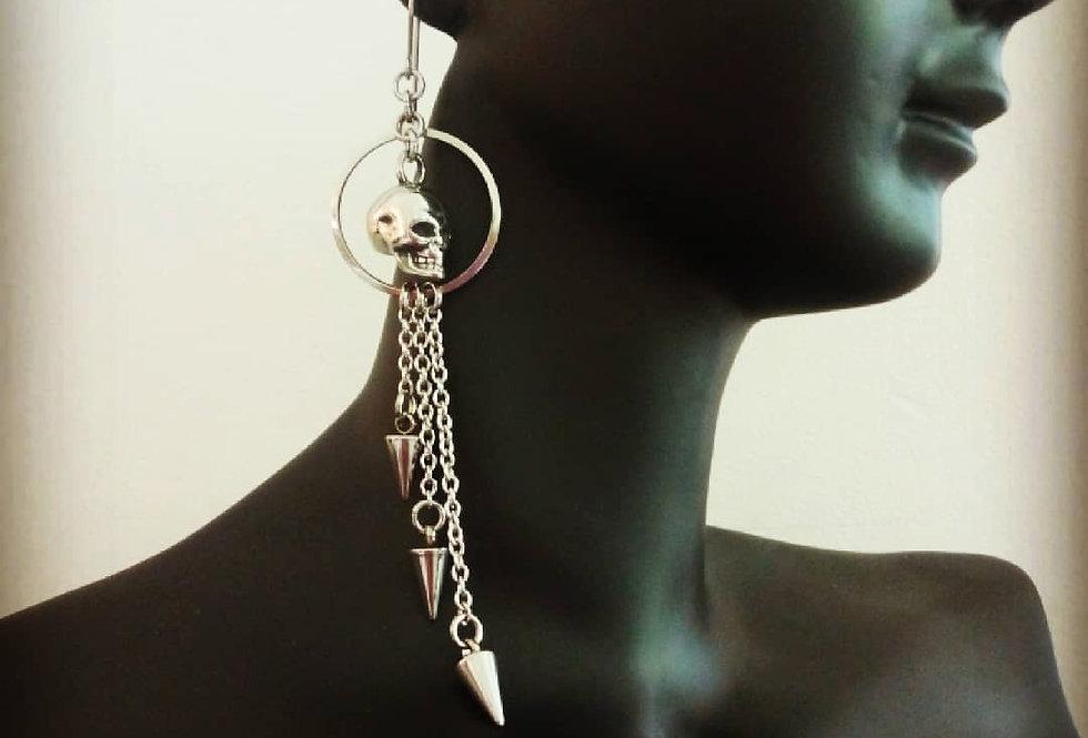 'Skullduggery'  Earrings