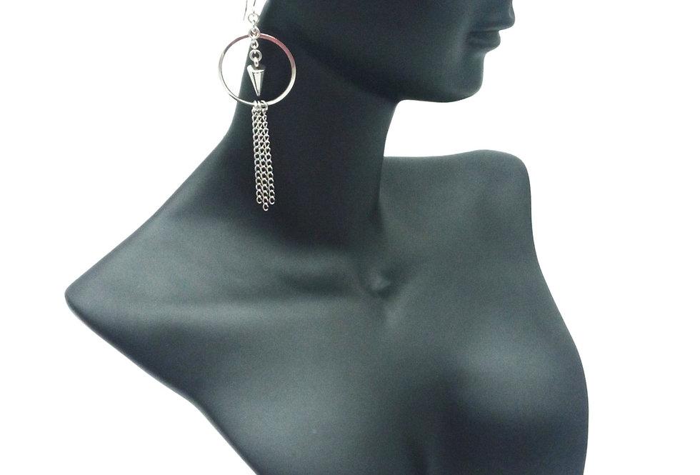'Metal AF'  Earrings