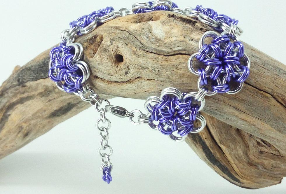 'Japanese Flower'  Bracelet