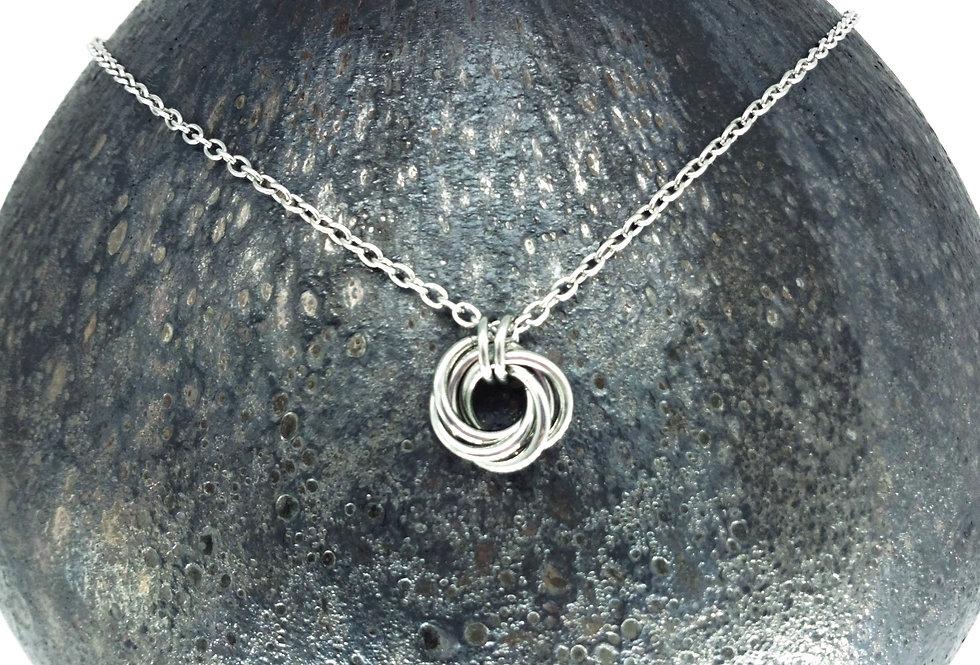 'Eternal Knot'  Necklace