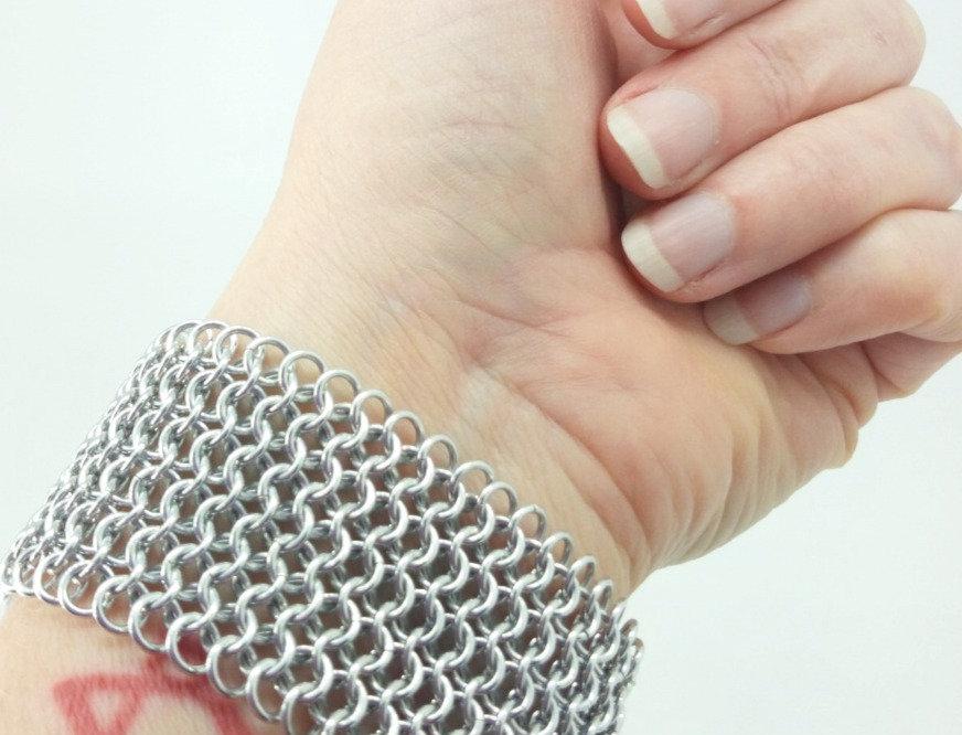 'Petite European 4 in 1'  Cuff Bracelet