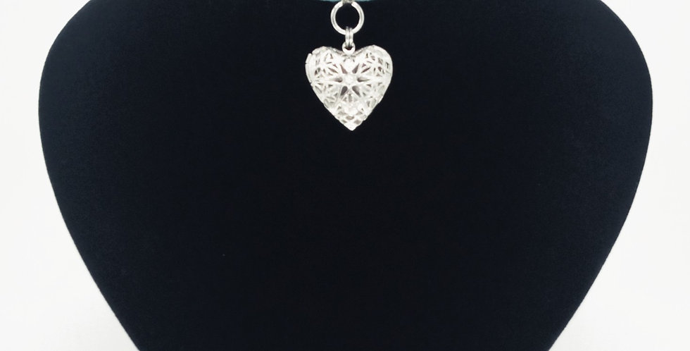 'Secret Locket'  Choker