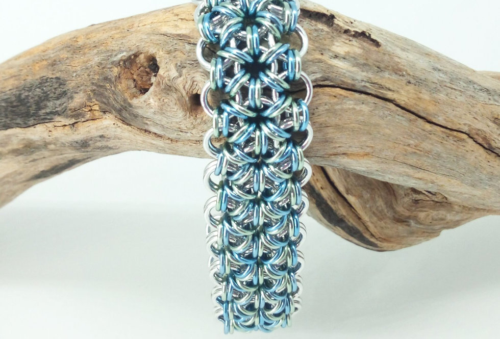 'Japanese Lace'  Bracelet 'Ocean'