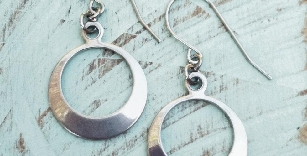'Moonshine'   Earrings