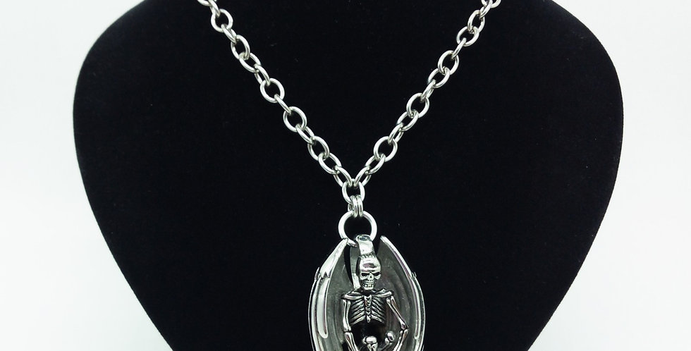 'Angel Of Death'  Necklace