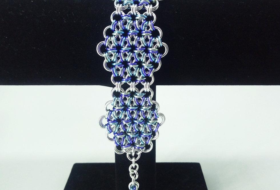 'Cleopatra's Dream'  Cuff bracelet