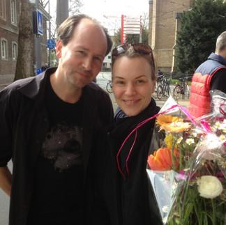 Decoupled - Premiere (here with Piet Fuchs)