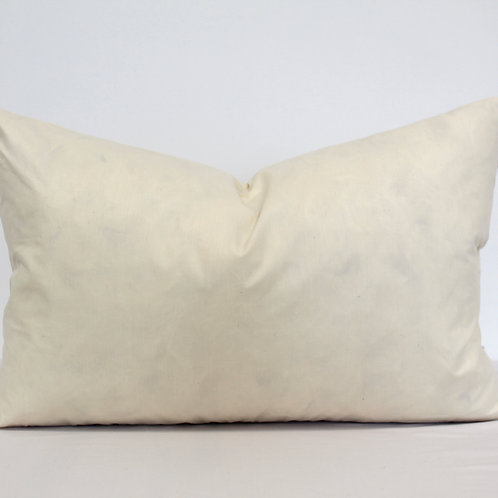 French Duck Feather Scatter Cushion Inner 12x18 Inches