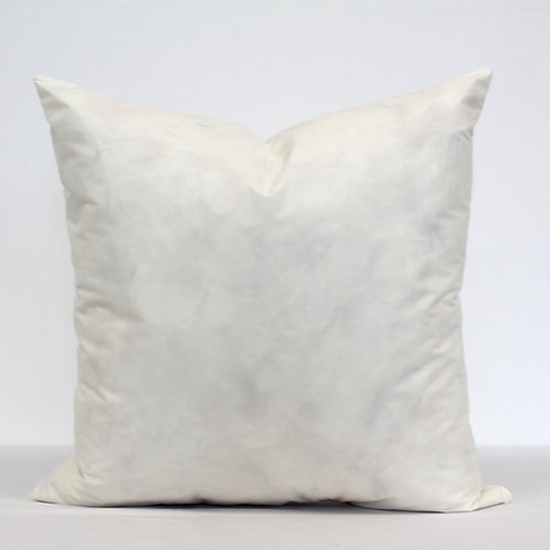 French Duck Feather Scatter Cushion Inner 16x16 Inches