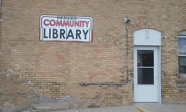Cando Community Library