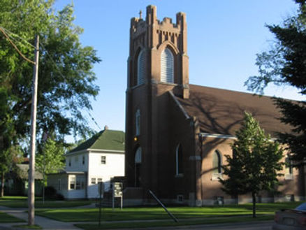 Cando Sacred Heart Catholic Church