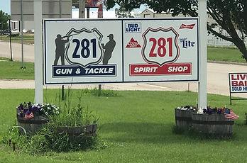 281 Spirit Shop/281 Gun + Tackle