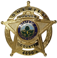Towner County Badge