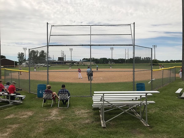 Cando Baseball Field