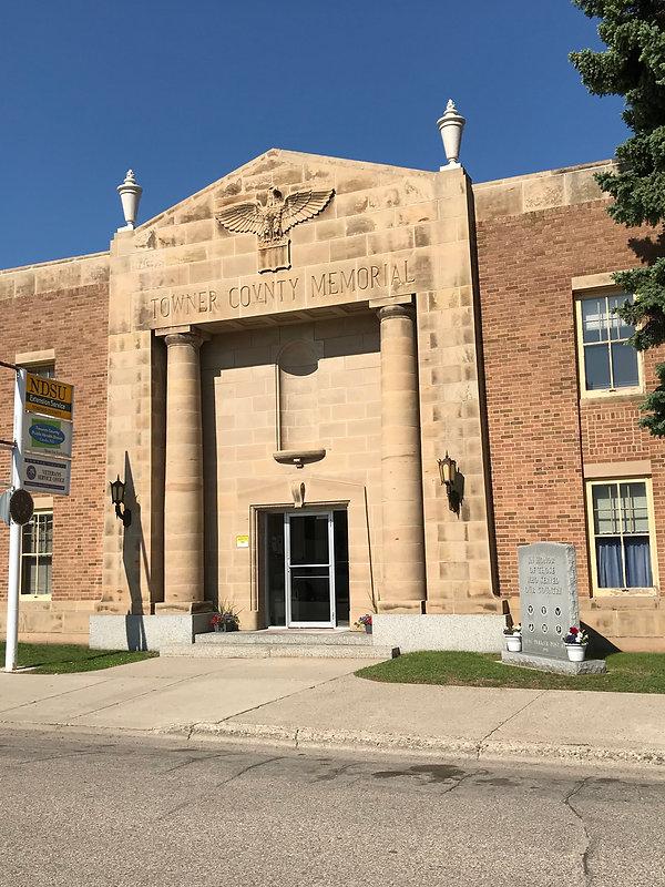Towner County Memorial Building