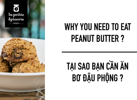 WHY YOU NEED TO EAT PEANUT BUTTER ?