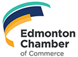 The Edmonton Chamber of Commerce Logo and link to site