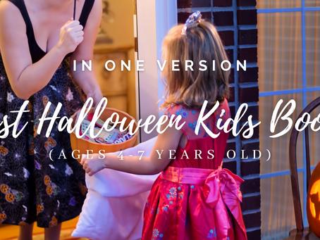 Best Halloween Books for Pre-K & Kindergarten