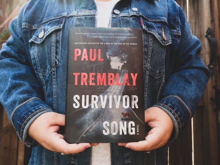 Review: Survivor Song by Paul Tremblay