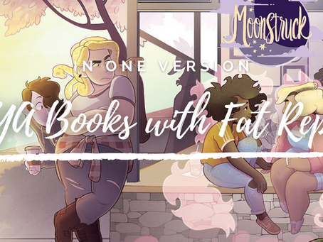 30 Young Adult Books Featuring Plus Size Characters