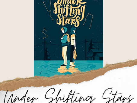 ARC Review: Under Shifting Stars by Alexandra Latos