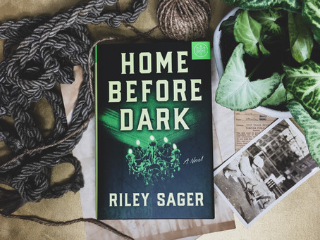 Review: Home Before Dark by Riley Sager
