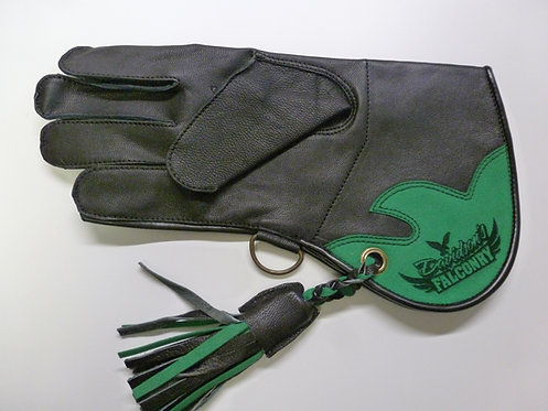 Black short cuff glove (#49) for RIGHT hand
