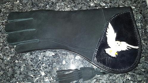 Barn Owl in Flight glove