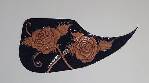 Acoustic Rose Pickguard